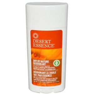Desert Essence Dry by Nature Deodorant (1x2.75 Oz)