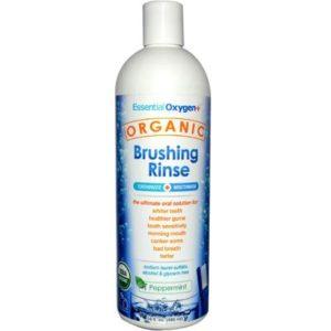 Essential Oxygen Peppermint Brushing Rinse (1x16 Oz)