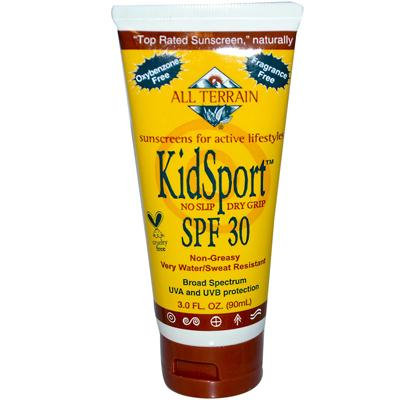 All Terrain Sunblock Kidsport SPF30 (1x3 Oz)