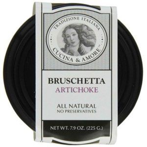 Cucina & Amore Artichoke Brshta (6x7.5OZ )