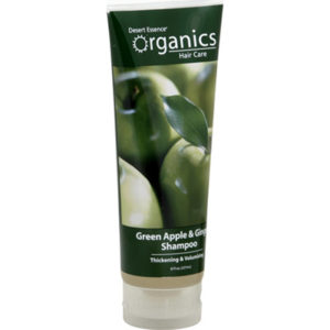 Desert Essence Apple & Ginger Thickening Shampoo (1x8 Oz)