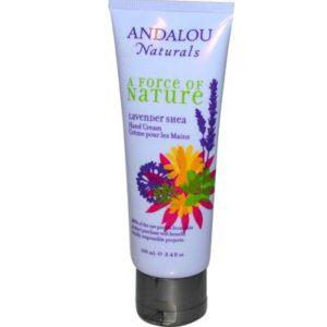 Andalou Naturals Lavender Shea Hand Cream (3.4 Oz)