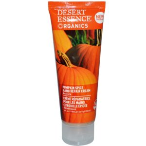 Desert Essence Pumpkin Hand Repair Cream (1x4 Oz)