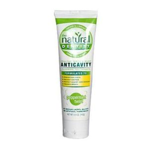 Natural Dentist Original Peppermint Twist Toothpaste (1x5 Oz)