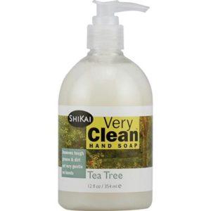 Shikai Very Clean TeaTree Hand Soap (1x12 Oz)