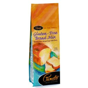 Pamela's Amazing Bread Mix Gluten Free (6x19 Oz)
