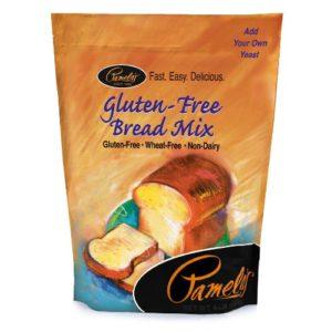 Pamela's Bread Mix & Flour Blend Gluten Free (3x4 LB)