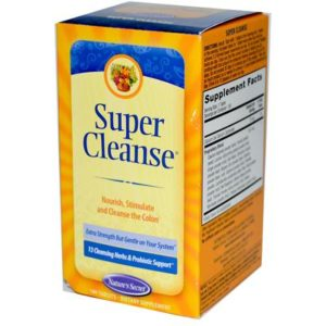 Nature's Secret Super Cleanse (1x100 TAB)