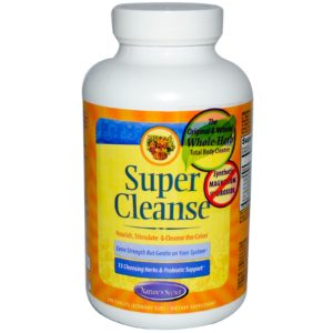 Nature's Secret Super Cleanse (1x200 TAB)