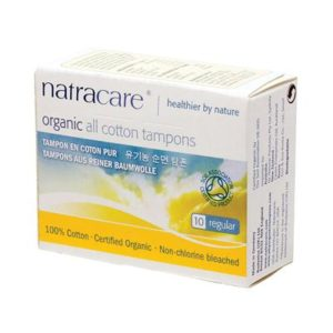 Natracare Regular Tampons (1x10 CT)
