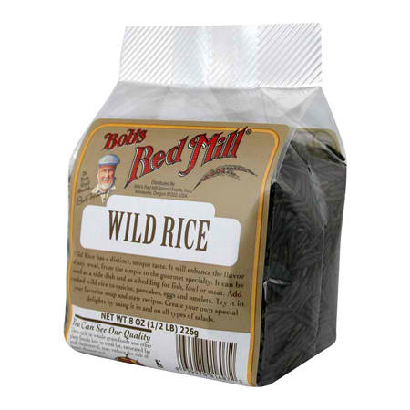 Bob's Red Mill Wild Rice Bulk (1x25LB )