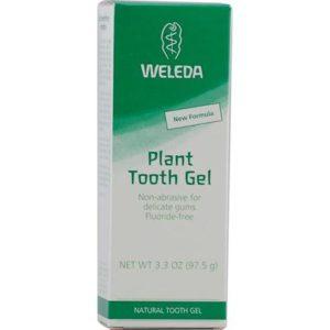 Weleda Plant Gel Toothpaste (1x2.5 Oz)