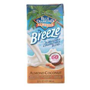 Blue Diamond Almond Coconut Original (12x32OZ )