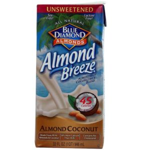 Blue Diamond Almond Coconut Unsweetened Or (12x32OZ )