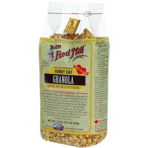 Bob's Red Mill Natural Granola Nf (4x12OZ )