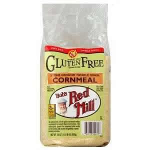 Bob's Red Mill Cornmeal Gluten Free (4x24 Oz)