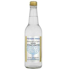 Fever-Tree Nat Light Tonic Water (8x16.9OZ )