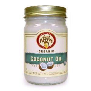 Aunt Patty's Coconut Oil (6x12OZ )