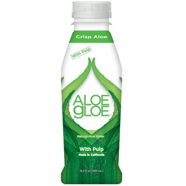 Aloe Gloe Original Crisp Alo (12x15.2OZ )
