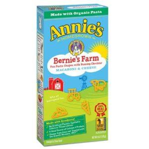 Annie's Homegrown Bernie's Farm Mac N Cheese (12x6OZ )