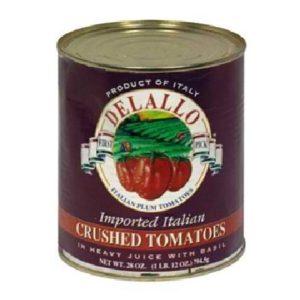 De Lallo Italian Crshd Tom (12x28OZ )