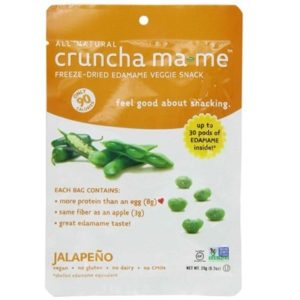 Cruncha Ma-Me Edamame Jalapeno (8x0.7OZ )