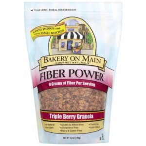 Bakery On Main Triple Berry GF Fbr Granola (6x12OZ )