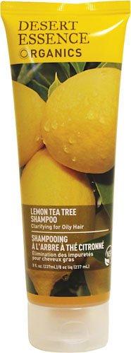 Desert Essence Tea Tree Lemon Shampoo (1x8 Oz)