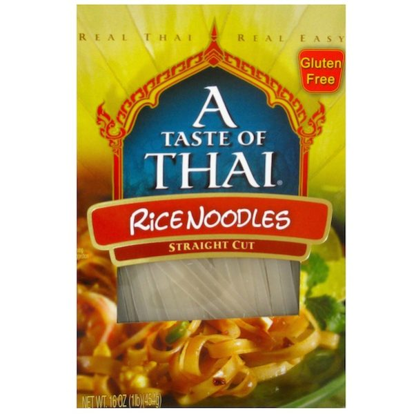 A Taste Of Thai Rice Noodles (6x1LB )