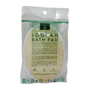 Earth Therapeutics 5X7 Loofa Terry Pad (1x1Each)