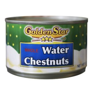 Golden Star Wtrchestnuts Whole (12x8OZ )