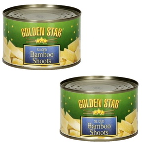Golden Star Bamboo o Shoots Slc (12x8OZ )