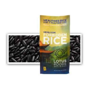 Lotus Foods Forbidden Rice (6x15OZ )