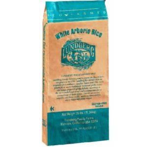 Lundberg Arborio Rice Whi (1x25LB )