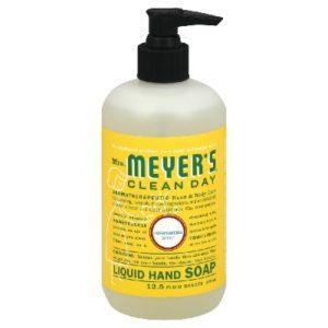Mrs Meyers Liquid Hand Sp Honeyskl (6x12.5OZ )