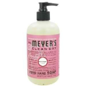 Mrs Meyers Liquid Hand Soap Rosemary (6x12.5OZ )