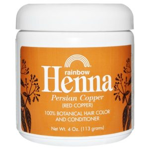 Rainbow Research Copper Henna (1x4OZ )