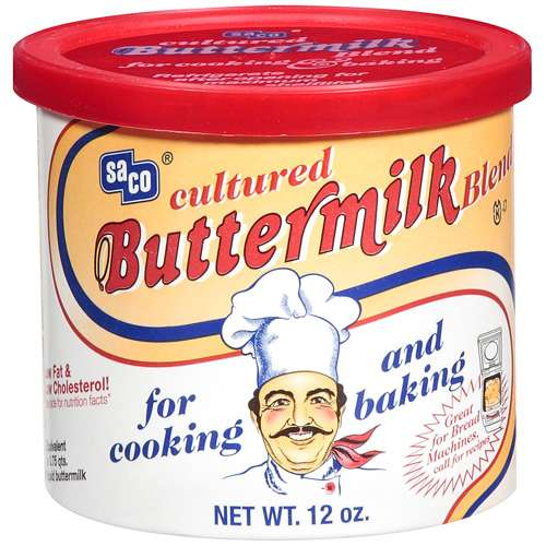 Saco Foods Buttermilk Powder (12x12OZ )