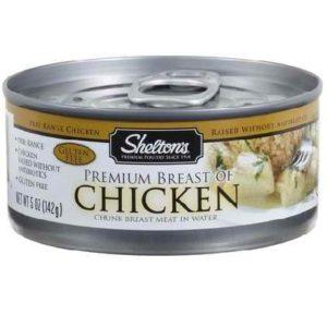 Shelton's Chicken White Meat (12x5OZ )