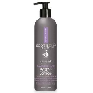 Soothing Touch Lavendar Body Lotion W/Pump (1x8OZ )