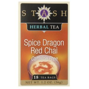 Stash Tea Spc Drgn Red Chai (6x18BAG )