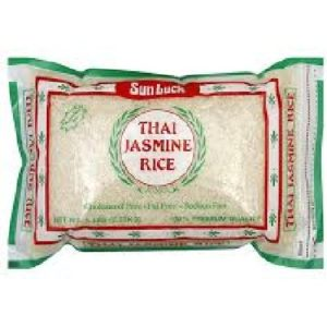 Sun Luck Thai Jasmine Rice (6x5LB )