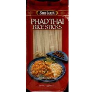 Sun Luck Pad Thai Rice Stcks (6x13.2OZ )
