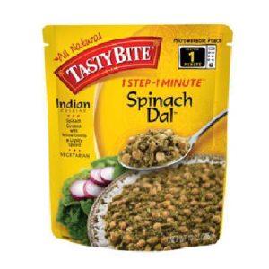 Tasty Bite Spinach Dal (6x10OZ )