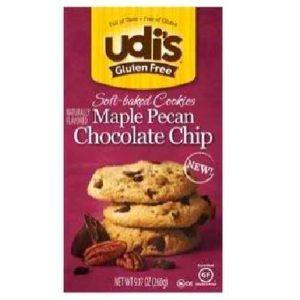 Udi's Gluten Free Chocolate Chip Pecan Cookie (6x9.17OZ )