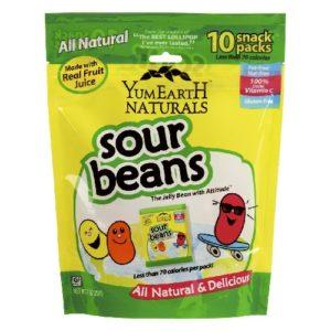 Yummy Earth Gummy Sour Bns/ Fmly (12x7OZ )