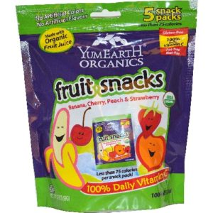 Yummy Earth Fruit Snacks (12x5Pack )