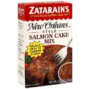 Zatarains Salmon Cake Mix (12x5.75OZ )