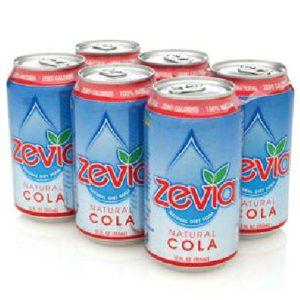 Zevia Zero Dr Zevia Soda (4x6Pack )