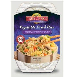 Taste Of Rice Vegetable Fried Rice (6x8.8 OZ)